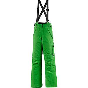 Protest Snowboardhose Jungen grün