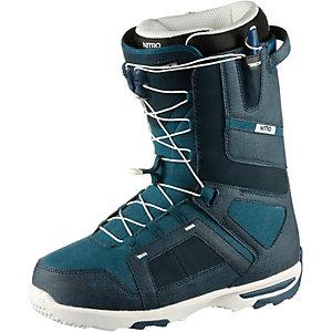 Nitro Snowboards Anthem TLS Snowboard Boots Herren blue denim