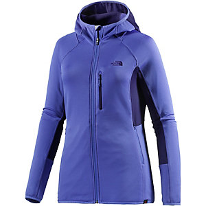 The North Face Go far Go warm Fleecejacke Damen lila