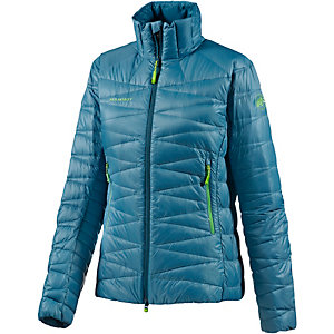 Mammut Miva Light IS Daunenjacke Damen petrol