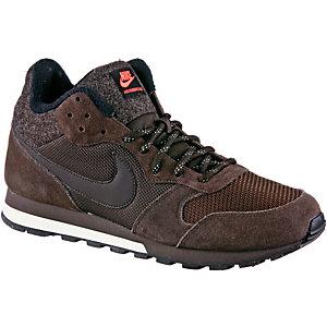 Nike MD Runner 2 MID Winter Sneaker Herren VLVT BRWN/VLVT BRWN-BLK-HYPR O