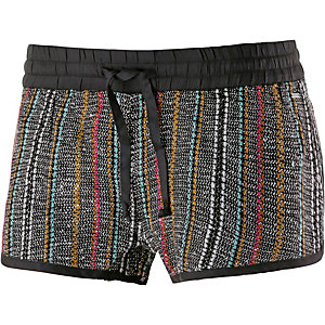 Volcom Run Away Shorts Damen schwarz