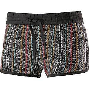 Volcom Run Away Shorts Damen schwarz
