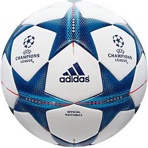 adidas CL Finale 15/16 Größe 5 Fußball weiß