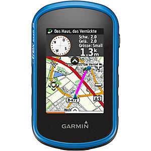 Garmin eTrex Touch 25 GPS schwarz/blau