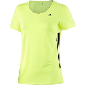 adidas Funktionsshirt Damen gelb