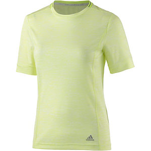 adidas Supernova Laufshirt Damen gelb