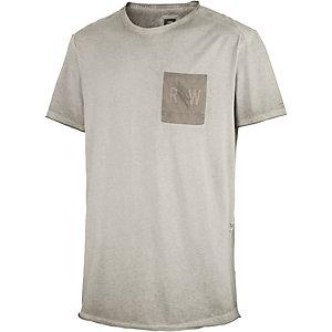 G-Star T-Shirt Herren hellgrau