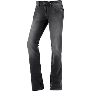 Mavi Julia Straight Fit Jeans Damen dark grey denim
