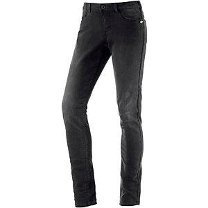 Maison Scotch La Parsienne Skinny Fit Jeans Damen black denim