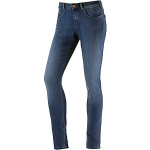 Maison Scotch La Parsienne Skinny Fit Jeans Damen blue denim