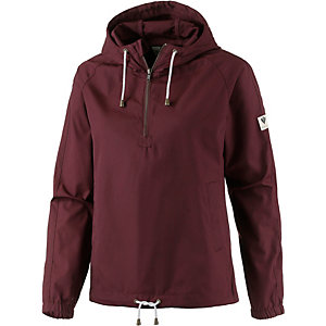 Ezekiel Treaty Hooded Jacke Damen bordeaux