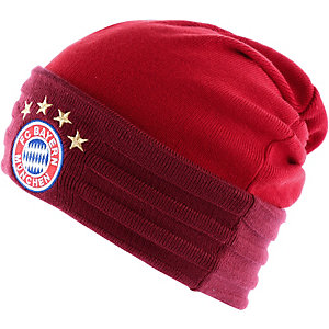adidas FC Bayern Beanie rot