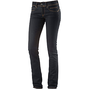 Pepe Jeans New Brooke Skinny Fit Jeans Damen dark denim