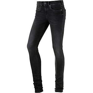 Pepe Jeans Pixie Skinny Fit Jeans Damen anthrazit