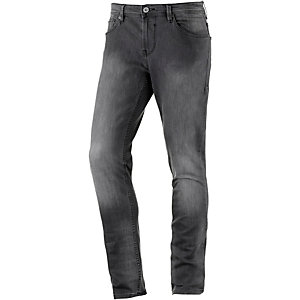 TOM TAILOR Jeans Slim Fit Jeans Herren grey denim