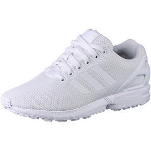 adidas ZX FLUX Sneaker Damen weiß