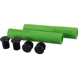 Syncros Griff Silicone Lenkergriffe grün