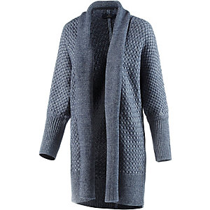 Campus Strickjacke Damen blaugrau