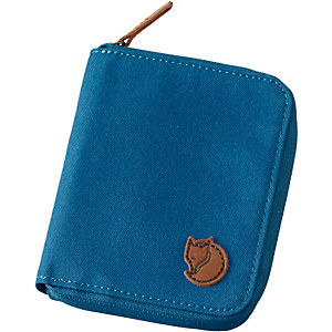 FJÄLLRÄVEN Zip Geldbeutel blau