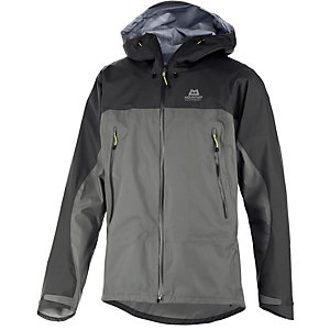 Mountain Equipment Firefox Hardshelljacke Herren grau