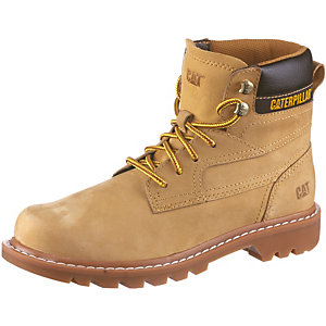 CATERPILLAR Bridgeport Schnürstiefel Damen Honey