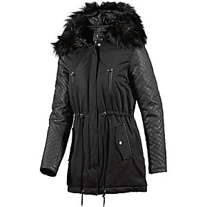 Only New Demi Parka Damen schwarz