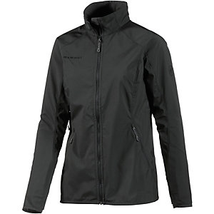 Mammut Ultimate Light Softshelljacke Damen anthrazit