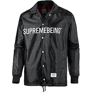 Supreme Being Regenjacke Herren schwarz