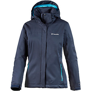 Columbia Everett Mountain Outdoorjacke Damen blau