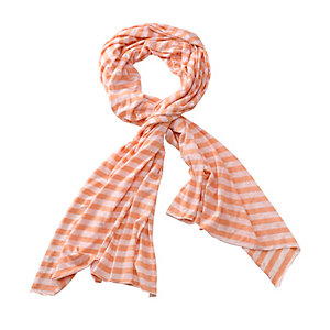 Bench Goulash Schal Damen orange