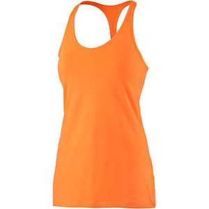 Nike Get Fit Tank Tanktop Damen orange