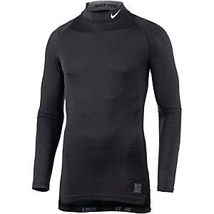 Nike Pro Dry Fit Funktionsshirt Herren schwarz