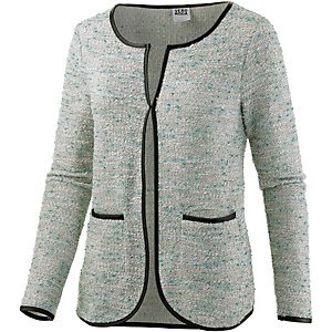 Vero Moda Chilly Sweatblazer Damen graumelange/mint