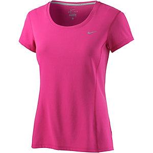 Nike Contour Funktionsshirt Damen pink