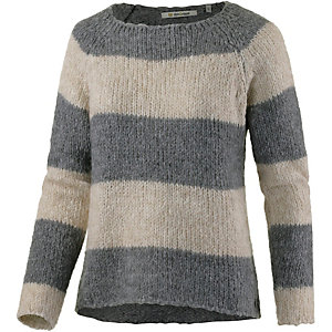 Rich & Royal Strickpullover Damen grau/rose