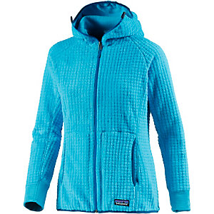 Patagonia R3 Fleecejacke Damen hellblau