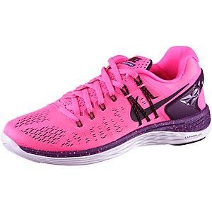 Nike Lunareclipse5 Laufschuhe Damen pink