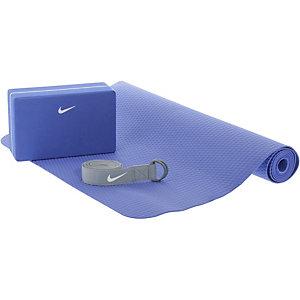 Nike Yoga Set blau/grau