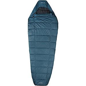 VAUDE Sioux 400 Kunstfaserschlafsack blau