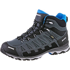 MEINDL X-SO 70 Mid GTX Surround Wanderschuhe Herren anthrazit/blau