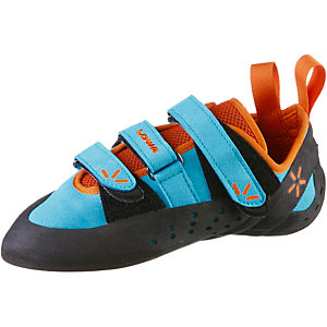 Lowa Sparrow Kletterschuhe Damen türkis/orange