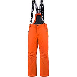 CMP Skihose Kinder orangerot