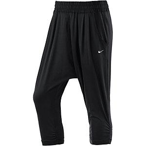 Nike Funktionshose Damen schwarz