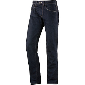 Pepe Jeans Kingston Zip Straight Fit Jeans Herren dark denim