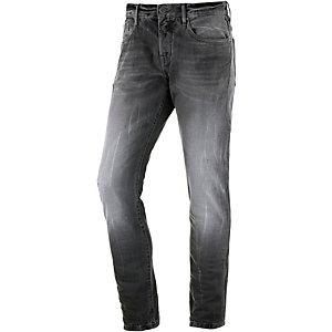 Scotch & Soda Straight Fit Jeans Herren dark denim