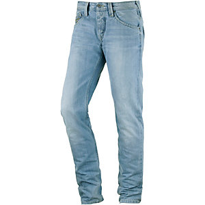 Pepe Jeans Colville Straight Fit Jeans Herren light denim