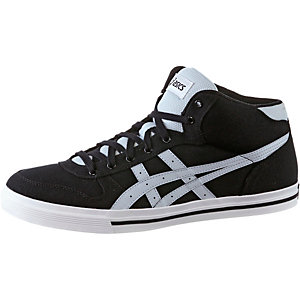 ASICS Aaron MT Sneaker Herren schwarz/oliv
