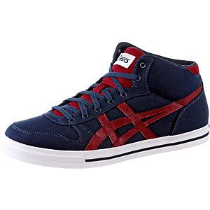 ASICS Aaron MT Sneaker Herren navy/dunkelrot