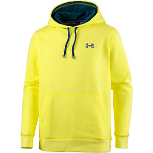 Under Armour storm cotton Hoodie Herren gelb
